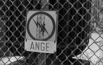 Danger Or Angel Poster