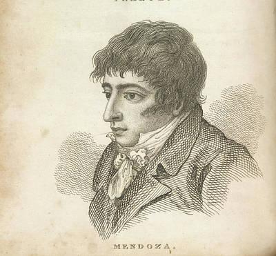 Daniel Mendoza Poster by British Library
