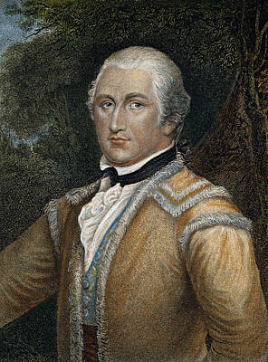 Daniel Morgan (1736-1802) Poster