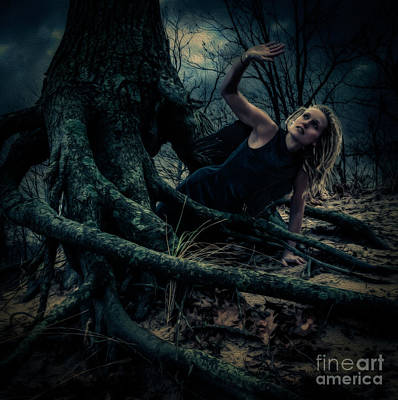 Dark Angel Rises Poster