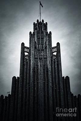 Dark Grandeur Poster by Andrew Paranavitana