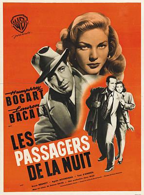 Dark Passage - 1947 Poster