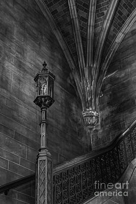 Dark Recesses Poster by Margie Hurwich