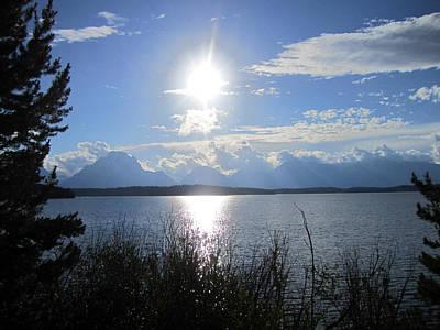 Dark Sun Lake Poster