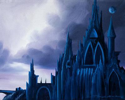 Dartonian Castle Poster