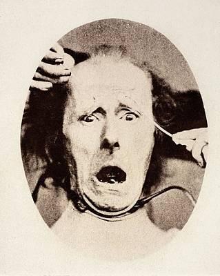 Darwin On Physiognomy Poster