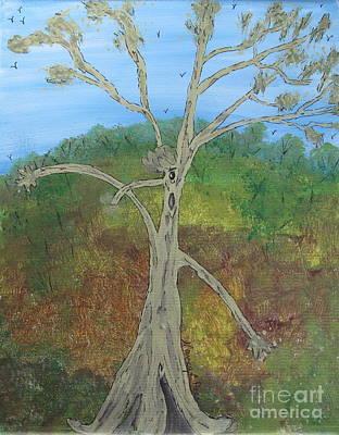 Dash The Running Tree Poster