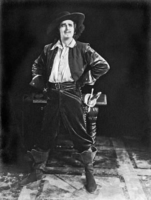 Dashing Douglas Fairbanks Poster