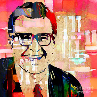 Dave Brubeck Collection Poster by Marvin Blaine