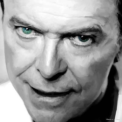 David Bowie In Clip Valentine's Day - 1 Poster