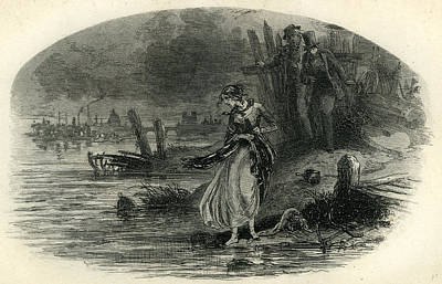 David Copperfield The River Poster