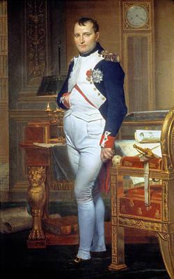 David Napoleon Bonaparte Poster
