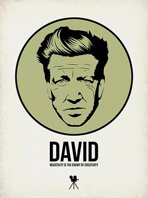 David Poster 2 Poster by Naxart Studio