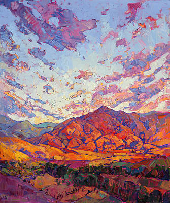 Dawn Rising Poster by Erin Hanson