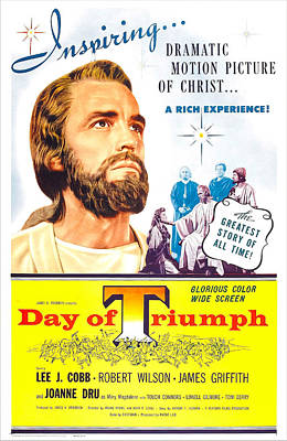 Day Of Triumph, Us Poster, Robert Poster by Everett