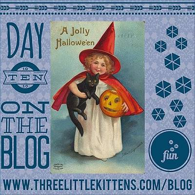 #day10 #ontheblog #today A Cute Little Poster