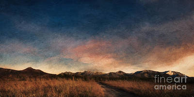 Daybreak Poster by Priska Wettstein