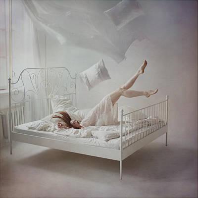 Daydream Poster by Anka Zhuravleva