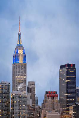 Days Of Hanukkah In New York City Poster