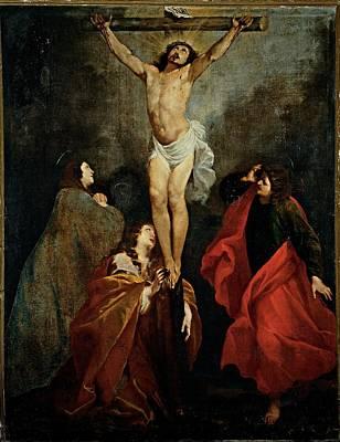 De Ferrari Orazio, The Calvary, 17th Poster