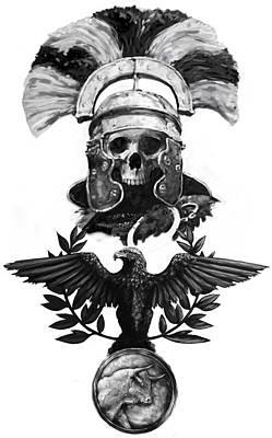 Dead Centurion 2 Poster by Matt Kedzierski