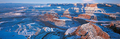 Dead Horse Point State Park W\ Poster by Panoramic Images