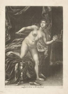 Death Of Lucretia, Jacob Gole Poster