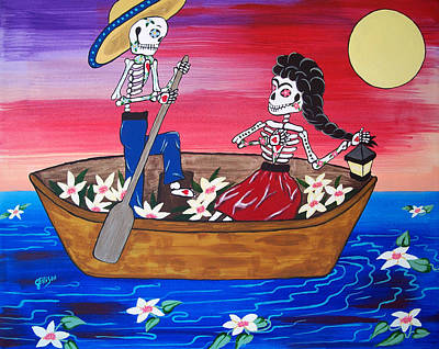 Declaring My Love Frida Kahlo And Diego Riveras Poster