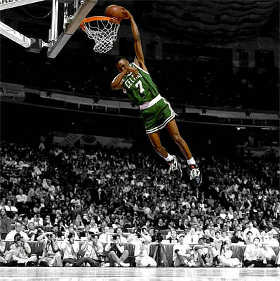 Dee Brown Poster by Brian Reaves