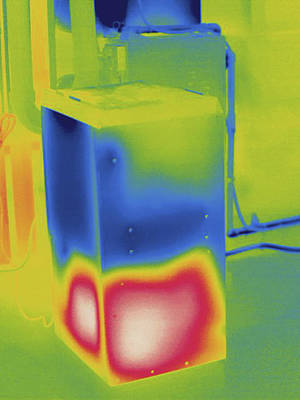 Dehumidifier, Thermogram Poster