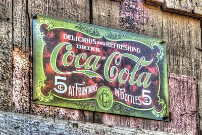 Delicious And Refreshing Poster by Heidi Smith