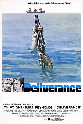 Deliverance Poster