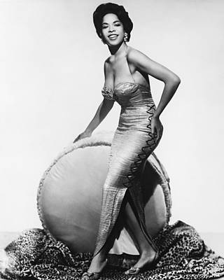 Della Reese Poster by Silver Screen