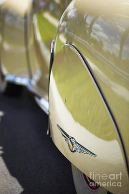 Deluxe Chrysler Detail Poster by Eyzen M Kim