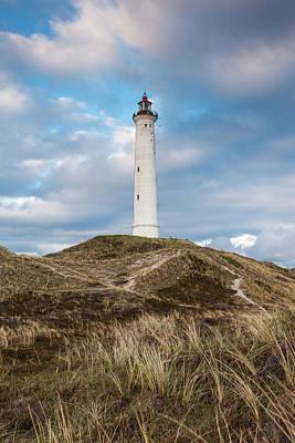 Denmark, Jutland, Danish Riviera, Hvide Poster