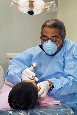 Dental Care For Children Poster
