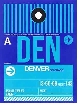 Denver Airport Poster 4 Poster