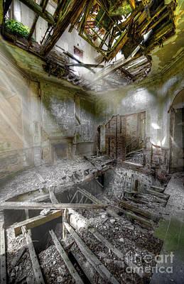 Derelict Room Poster