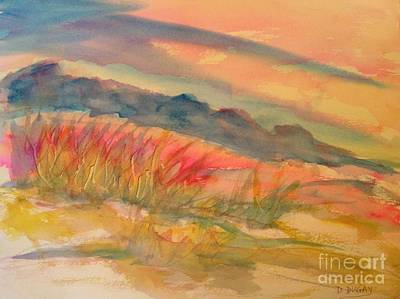 Desert Dreams Poster by Dona Dugay