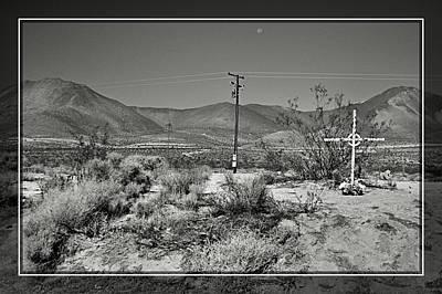 Desert Memorial Poster by Cindy Nunn