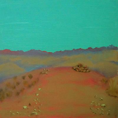 Desert Overlook Poster