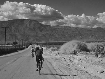 Desert Ride Poster