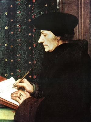 Desiderius Erasmus (1466?-1536) Poster by Granger