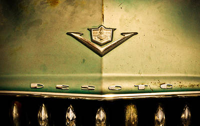 Desoto Poster by Merrick Imagery