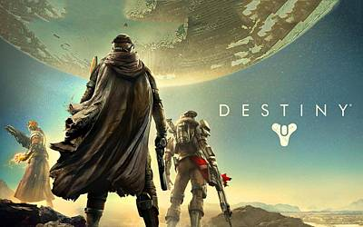 Destiny 1  Poster