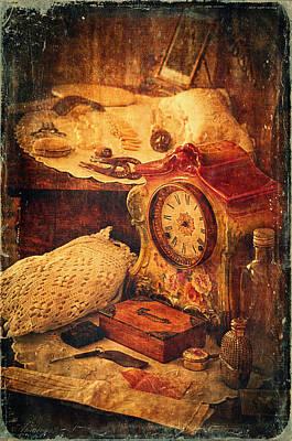 Antique Details Poster