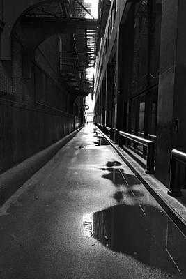 Detective Noir Poster by John Babis
