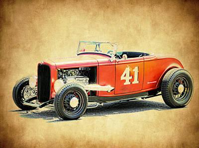 Deuce Racer Poster