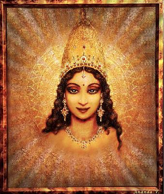 Devi Darshan Poster