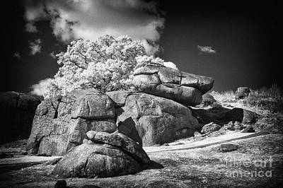 Devils Den - Gettysburg Poster by Paul W Faust -  Impressions of Light